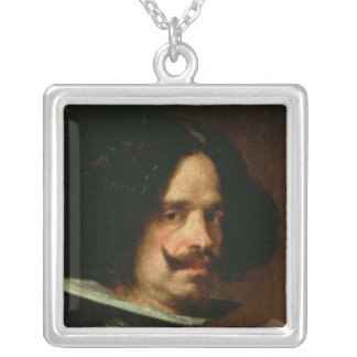Self Portrait 4 Silver Plated Necklace