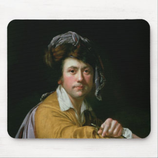 Self Portrait at the age of about Forty, c.1772-3 Mouse Mat
