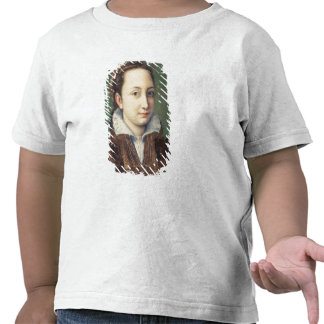 Self portrait attired as maid-of-honour tee shirt