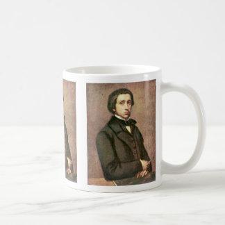 Self-Portrait By Edgar Degas Coffee Mug