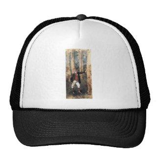Self Portrait by James Tissot Hat