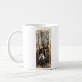 Self Portrait by James Tissot Mugs