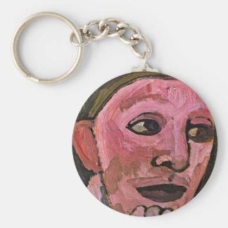Self-Portrait By Modersohn-Becker Paula Key Chain