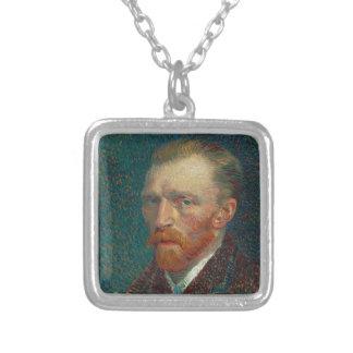Self Portrait by Vincent Van Gogh 1887 Jewelry