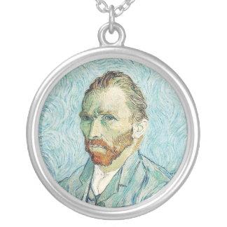 Self-Portrait by Vincent Van Gogh Custom Jewelry