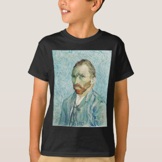 Self Portrait by Vincent Van Gogh T-Shirt