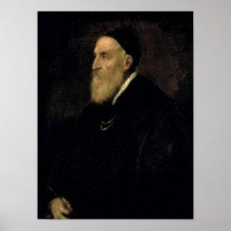 Self Portrait, c.1560 Poster