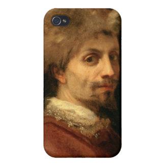 Self Portrait, c.1606 (oil on canvas) iPhone 4/4S Cases