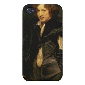 Self portrait, c.1620-21 iPhone 4 covers