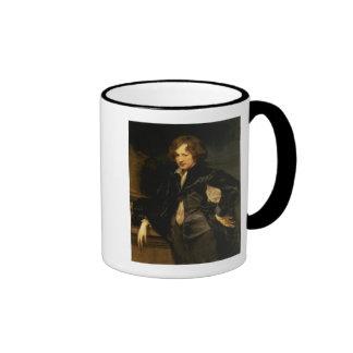 Self portrait, c.1620-21 ringer mug