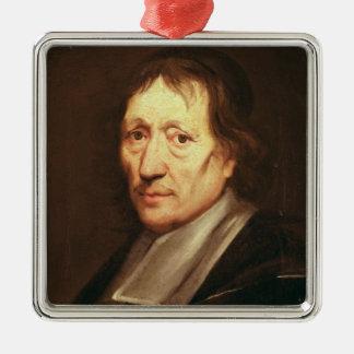 Self Portrait, c.1672 Christmas Ornament