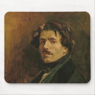 Self Portrait, c.1837 Mouse Mat