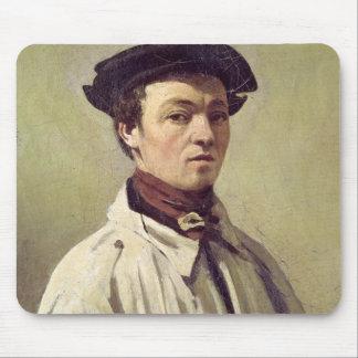 Self Portrait, c.1840 Mouse Pad