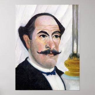 Self portrait, c.1900-03 poster