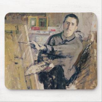 Self Portrait, c.1907-08 Mouse Mat