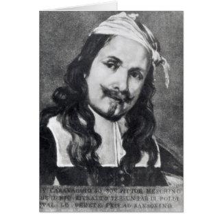 Self-portrait Card