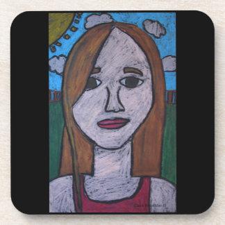 Self Portrait Coasters