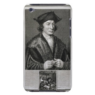 Self Portrait, engraved by J. Corner (engraving) iPod Touch Covers