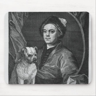 Self Portrait, engraved by T. Cook, 1809 Mouse Mat
