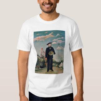 Self Portrait, from L'ile Saint-Louis, 1890 T Shirts