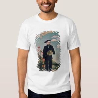 Self Portrait, from L'ile Saint-Louis, 1890 Tee Shirts