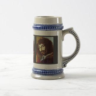 Self-Portrait In The Painting Of St. Charles Borro Mug