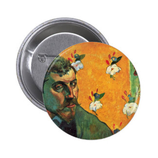 Self-Portrait (In The Role Of 'Les Miserables' Pro 6 Cm Round Badge