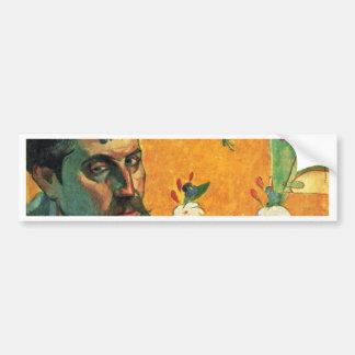 Self-Portrait In The Role Of Les Miserables Pro Bumper Sticker