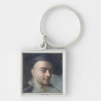 Self Portrait Key Ring