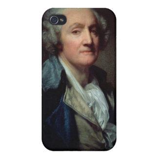 Self Portrait (oil on canvas) 2 iPhone 4 Case