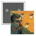 Self-portrait - Paul Gauguin Pinback Button