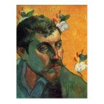 Self-portrait - Paul Gauguin Post Card