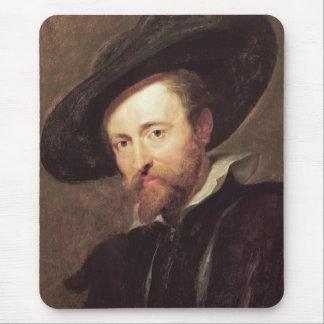 Self Portrait  Peter Paul Rubens oil painting Mouse Pad