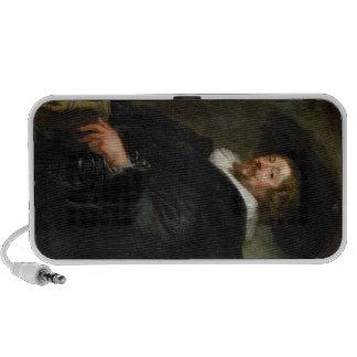 Self Portrait Peter Paul Rubens oil painting Mp3 Speaker
