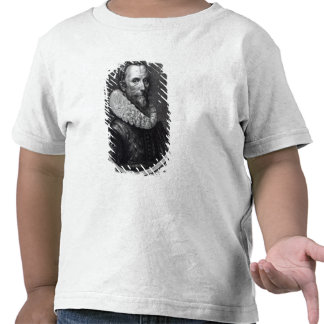 Self Portrait the Younger Gheeraerts, T-shirt