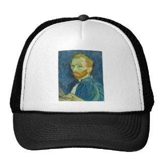 Self-Portrait, Vincent van Gogh Trucker Hat