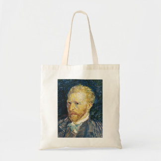 Self Portrait Vincent van Gogh fine art painting Tote Bag