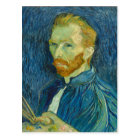 Self-Portrait, Vincent van Gogh Postcard