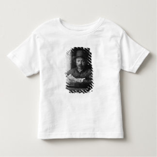 Self portrait while drawing, 1648 toddler T-Shirt