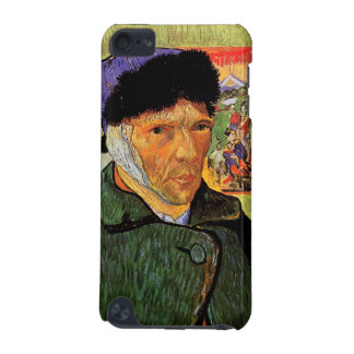 Self-Portrait with Bandaged Ear by van Gogh iPod Touch 5G Covers