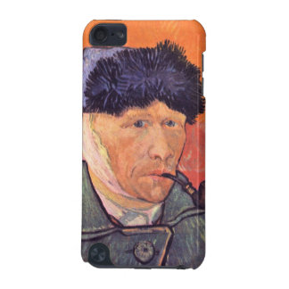 Self-Portrait with cut ear by Vincent van Gogh iPod Touch 5G Cover