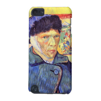 Self-Portrait with cut ear by Vincent van Gogh iPod Touch 5G Case