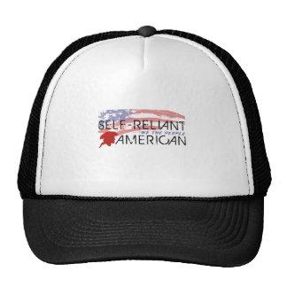 Self-Reliant Americans Cap