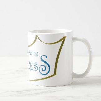 Self-Resuing Princess Coffee Mugs