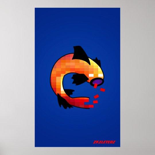 Self-Su-Fish-ient Poster