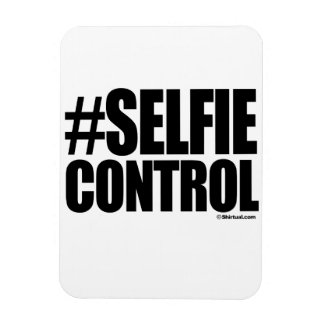 SELFIE CONTROL FLEXIBLE MAGNETS