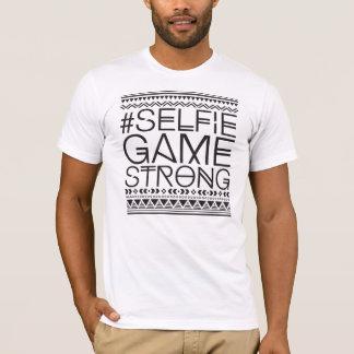 Selfie Game Strong T-Shirt