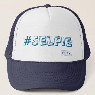 Selfie like hat
