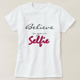 Selfie Love T-Shirt