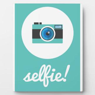 Selfie Plaque